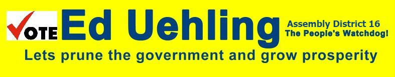 Ed Uehling For State Assembly District 16